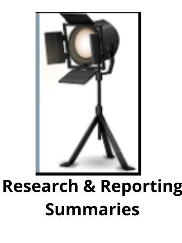 Research&Reporting Summaries